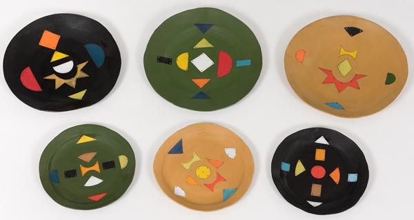 Collection d'art de la table «Isiqhaza»