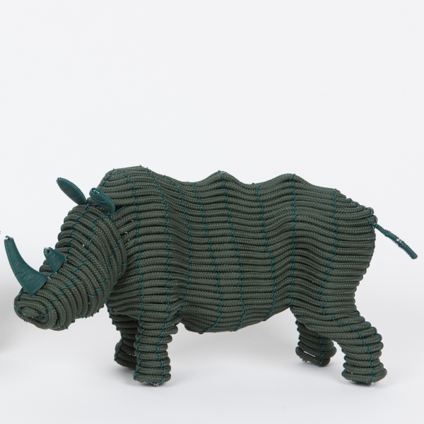 rhinoceros corde - rope animal rhino