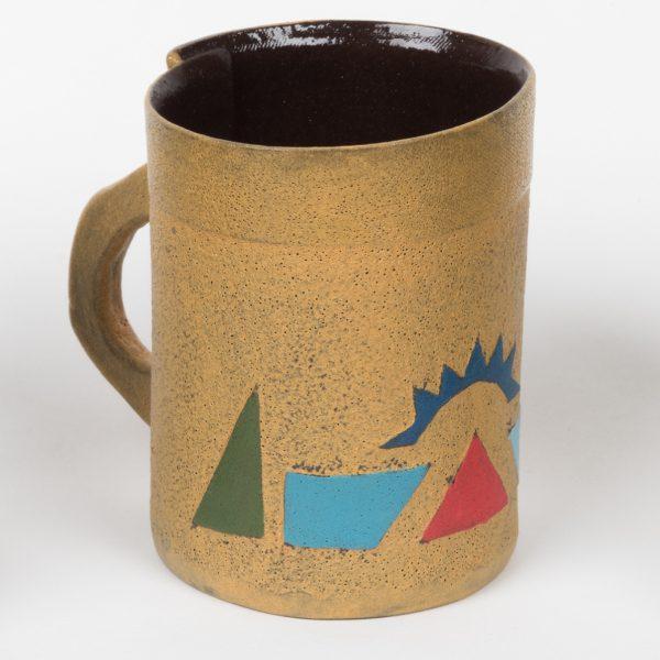 mug céramique zoulou - zulu ceramics mug