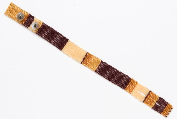 bracelet en perles afrique du sud - beaded bracelet south africa | mahatsara