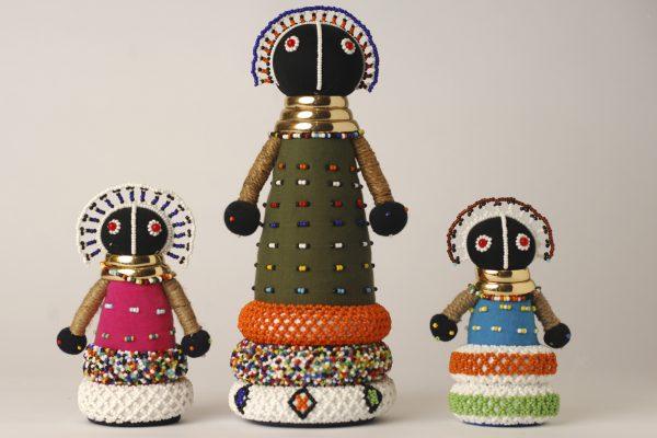 poupée ndebele de fertilité - ndebele fertility dolls | mahatsara
